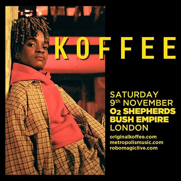 koffee London 2019