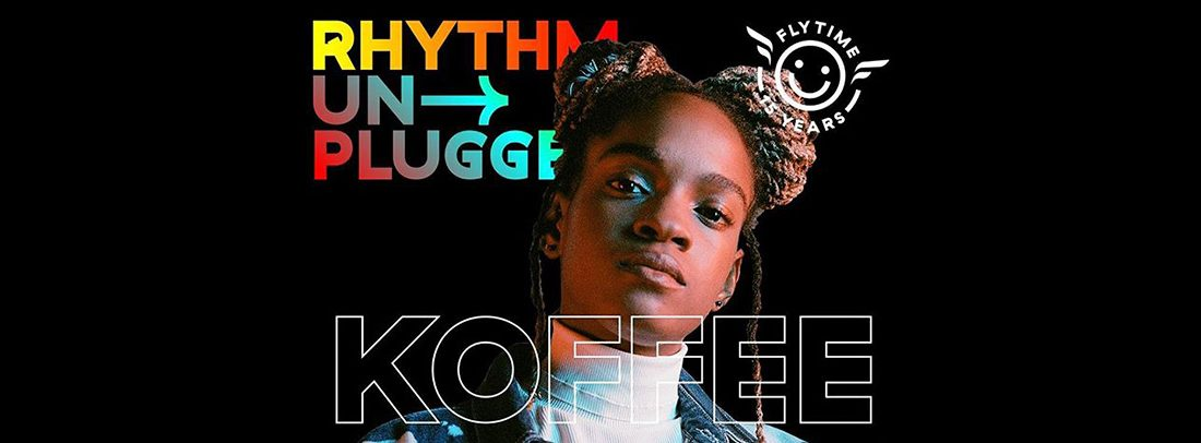 Koffee – Rythim Unplugged, Lagos – 20 Dec 2019