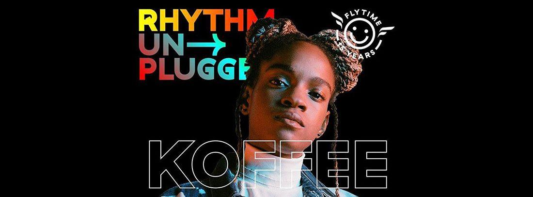 Koffee – Rythim Unplugged, Lagos – 20 Dec 2019