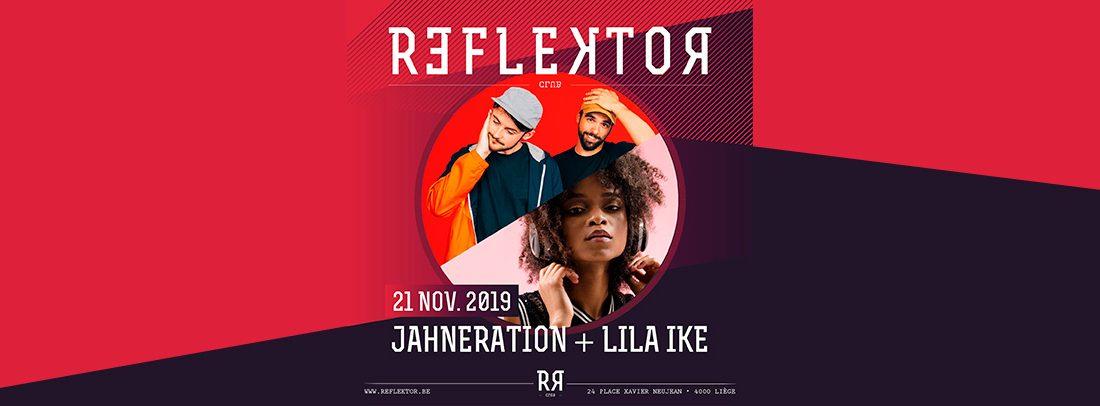 LILA IKÉ – Reflektor, Liege – 21 November 2019