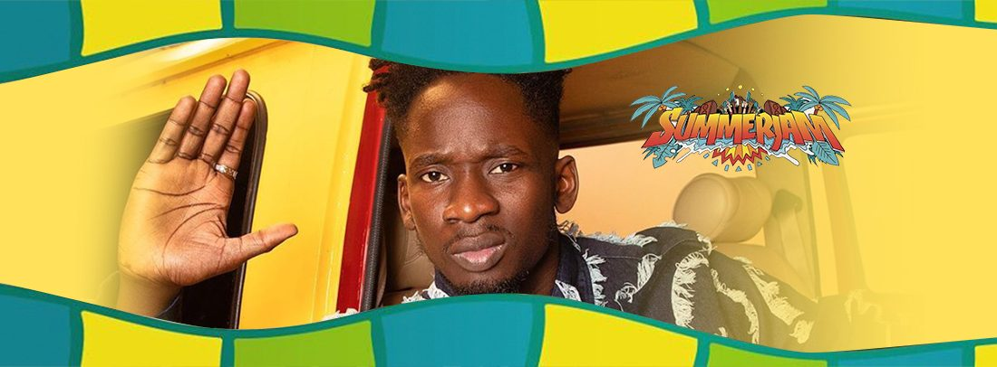 Mr Eazi – SummerJam, Cologne – 03 JUL 2019