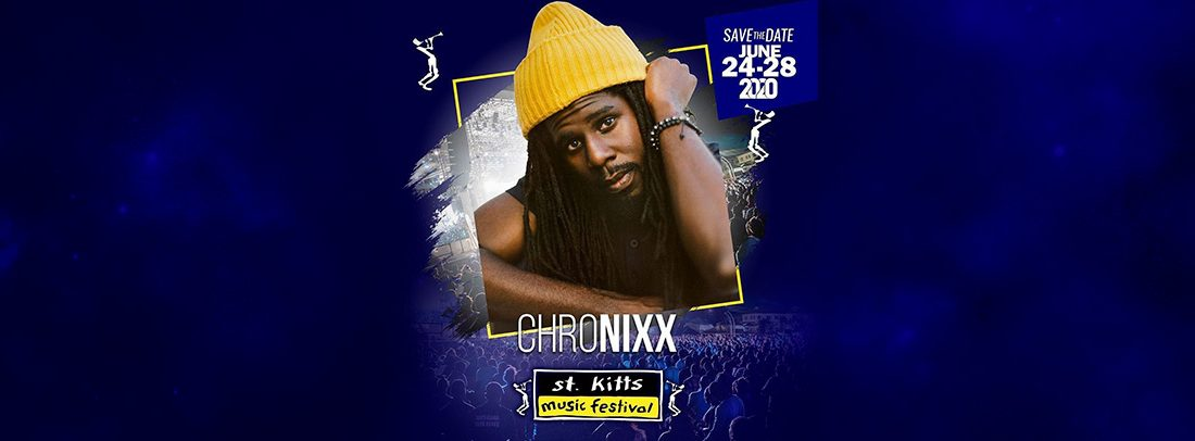 Chronixx – St. Kitts, Caribe – 27 June 2020