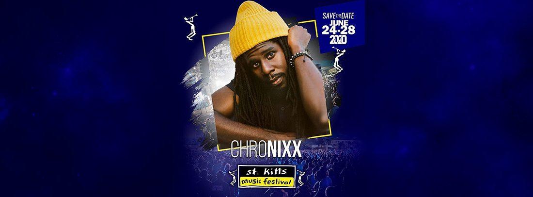 Chronixx – St. Kitts, Caribe – 27 June 2020