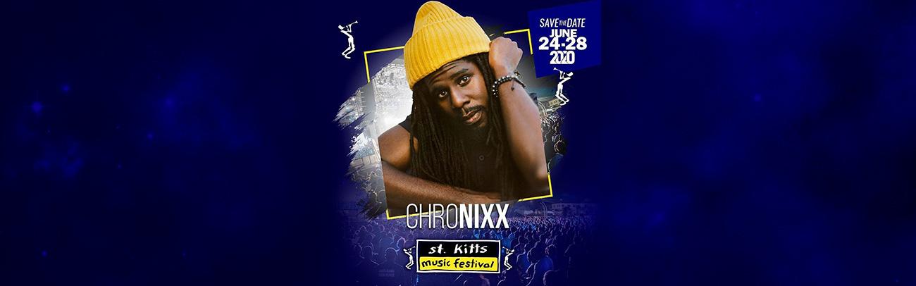 chronixx st kitts festival 27 JUN 2020