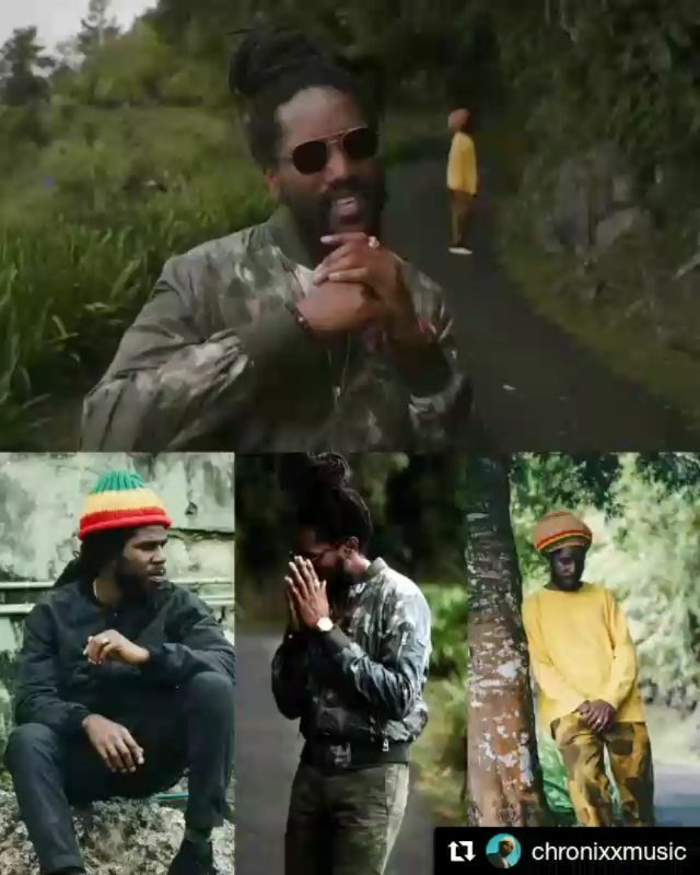 #Repost @chronixxmusic ・・・ Bless up everyone! My video for Same Prayer with @kabakapyramid is out now. Link in bio 🙏🏿