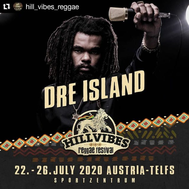 "#Repost @hill_vibes_reggae ・・・ Rasta Hill Camp proudly presents: 🔥🔥🔥 Der nächste Artist fürs Hill Vibes Reggae Festival 2020 ‼️‼️ DRE ISLAND ‼️‼️ Undoubtedly one of the more intelligent and exciting musicians, to emerge out of Kingston, Jamaica, Dre Island exhibited a very strong interest towards music at a young age. Dre's natural talents developed early with piano lessons, the latter honed Dre's craft and musical ear. His stage performance abilities were nurtured in church, and refined with showcases and local concerts. His professional journey working as a producer in some of Jamaica's top recording studios led Dre to successfully complete projects with both local and international artists.  With the experience garnered as a producer, and an unwavering support from family and friends, Dre Island made the transition to a critically acclaimed recording artist. Dre hasn't limited his art nor confined himself, as he explores and lives in every genre of music in order to get his message out to everyone across the globe. Possessing a distinctively smooth, mellow voice paired with conscious and prolific lyrics, meaningful messages of life's daily occurrences such as love, good times, sorrow and beauty found in hardship, the aforementioned has prompted his meteoric rise.  Earning such distinctions as; ""Toppa Top '15: The Best Reggae Tracks of 2015 - LargeUp. ""We Pray"" with dancehall star Popcaan one of most streamed 2017 singles. Named by Mass Appeal Magazine on ""16 Artists to Watch in 2016"". The Most Underrated Reggae Artists 2015 - Ranker and Named as 2016 Reggae Artist to watch by LargeUp among many other notable accolades. Armed with life's downfall and success, tribulations and victories, Dre Island musical journey is ready to be shared and leave it's legacy. "" In order to rise From its own ashes A phoenix First Must Burn ."" Hill Vibes a build vibes and nuh kill vibes 🔥🔥🔥 Tickets und alle weiteren Infos zum Festival:  www.hill-vibes.at ❤️💛💚 #bestival #DreIsland #JazElise #calip #gentleman #MorganHeritage #Culture #naomicowan #rastahillcamp #hillvibesreggaefestival #hillvibes #festival #reggae #austria #vibes #tickets  #liveintelfs #blessing"